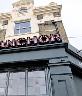 Crown & Anchor, London