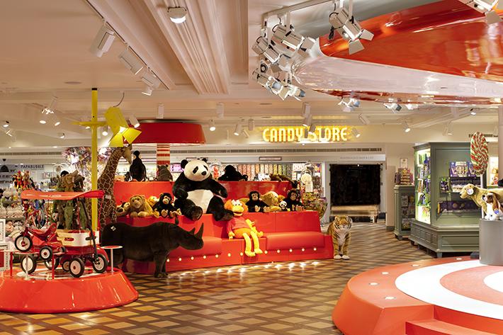 Harrods Toy Kingdom Image